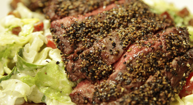 steak with peppercorn sichuan peppercorn steak peppercorn steaks ...
